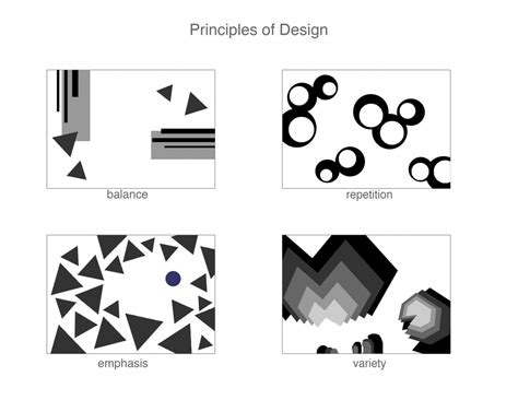 design concept principles principles of design practicum journey 2011