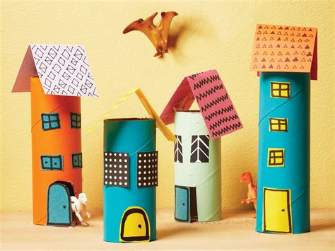 Paper Craft Materials - 13 kid friendly crafts using recyclables today s parent