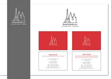Logo Cabinet Avocat by Logo Cartes De Visite Cabinet D Avocats Carte De