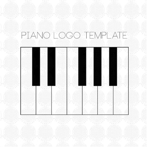 Piano Template by Piano Logo Template Aya Templates