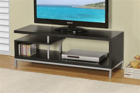 sleek tv stands alpha mod modern sleek design tv stand