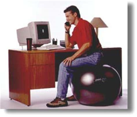 fitball come sedia benefici di quot rimbalzo quot il fitball sport e medicina