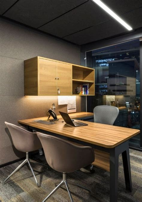 home office design concept  inspired   mid century