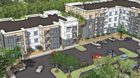Multifamily Design by Icfs Featured In Multifamily Housing Project Proud Green