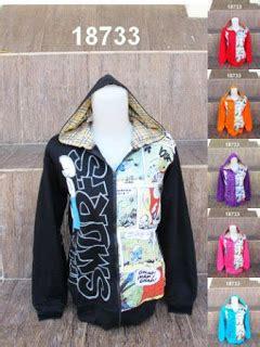 Jaket Bb Cewek By Fidhe Shop iko kakci shop2 sweater cewek smurfs