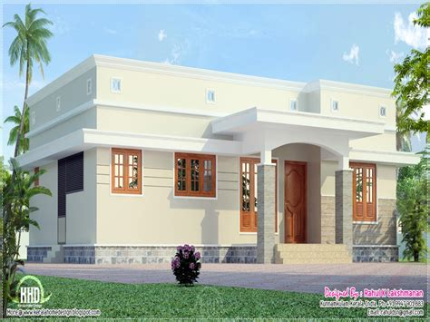 Small Home Design Images Single Floor Kerala Home Design Small House Plans Kerala