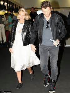 Jo In T Shirt White Intl lara bingle pairs chic black tuxedo a simple white t