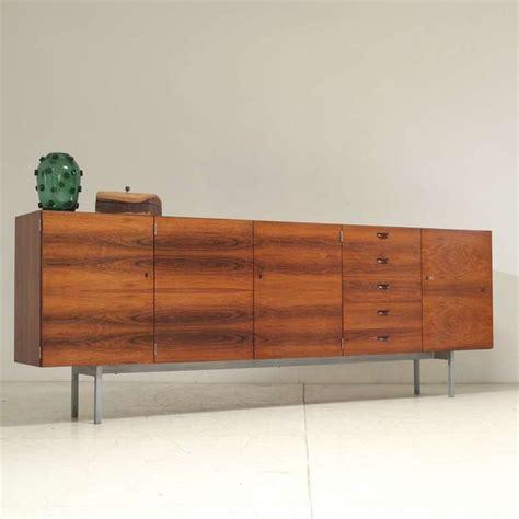 retro furniture retro furniture sideboards by remploy herbert hirsche palisander amd chromed steel sideboard