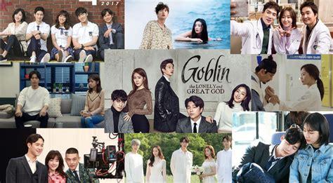 film korea 2017 dengan rating tertinggi drama paling pupuler rating tinggi sepanjang tahun 2017