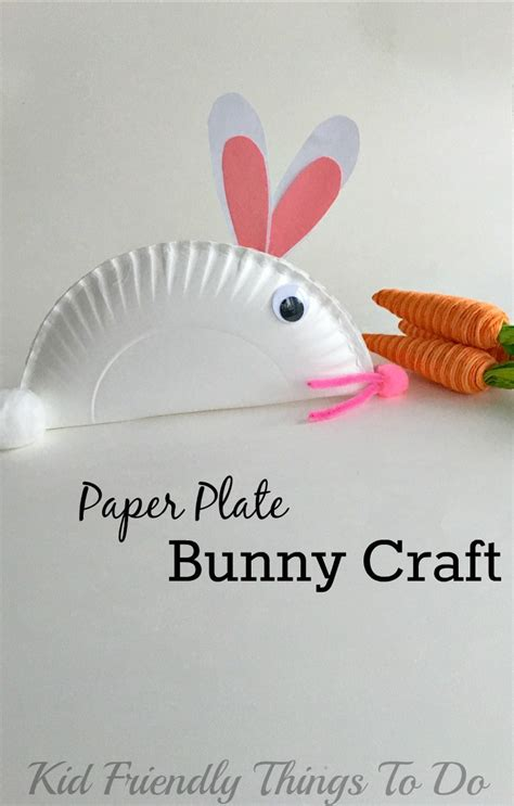 Things To Do With Craft Paper - diy paper plate chicken easter basket craft for