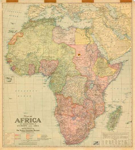 africa map with latitude and longitude the latitude longitude of collectible maps