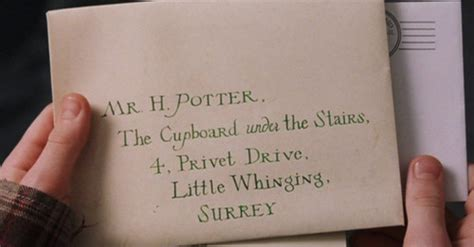 Harry Potter Letter Of Acceptance Font Acceptance Letter Font Harry Potter Jk Rowling Letter Image 32009 On Favim