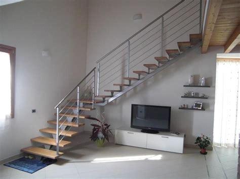 scale interni scale per interni con monostruttura in acciaio scale