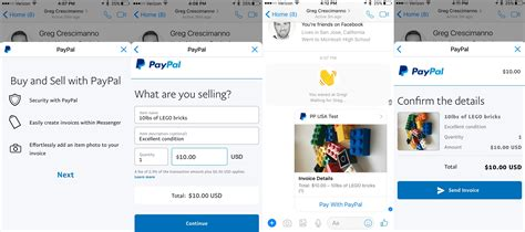 Engadget Rss Feed | now you can send paypal invoices over facebook messenger