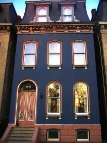 in color st louis st louis dreams navy townhouse beautiful blue house