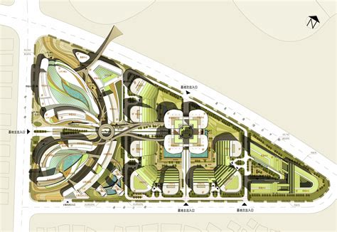 Mixed Use Floor Plans ua studio 7 and aedas central business district for