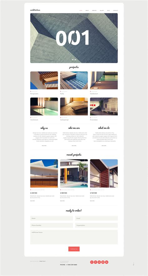 theme bureau architecture template