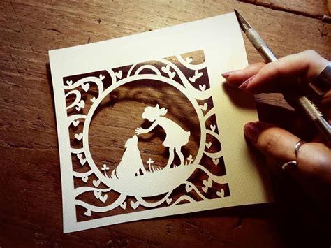 papercutting template paper cutting design paper cut printable