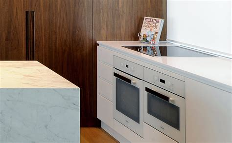 disappearing sleek and polish kitchen design calyx from minimalism meets luxury kitchens residential interiors