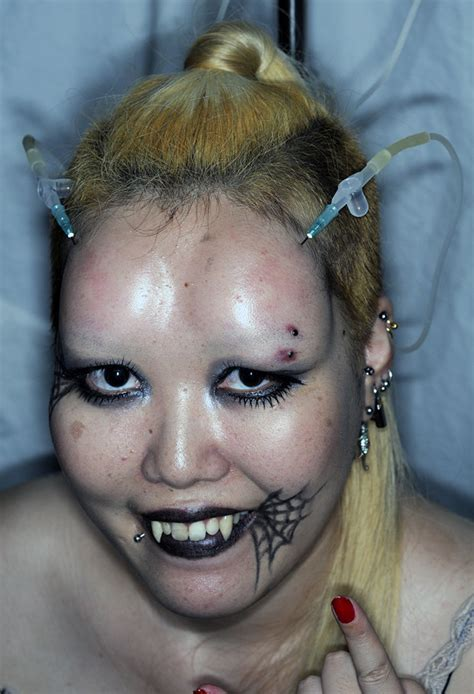 revealed world s weirdest body modification and extreme