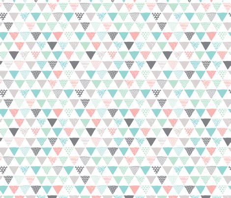 geo pattern tumblr geometric tribal aztec triangle pastel pink and blue