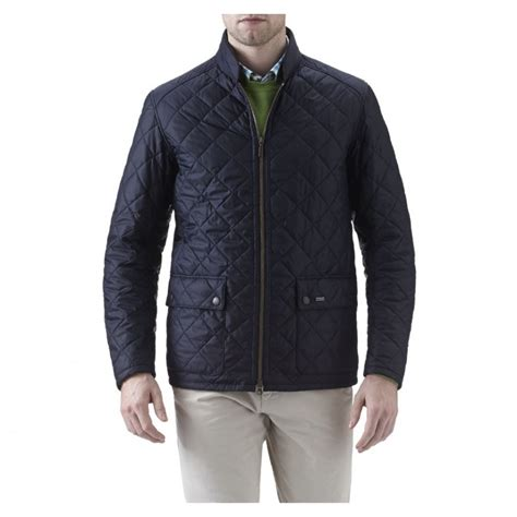 Quilted Mens Jacket by Barbour Mens Ledger Quilted Jacket Mens Quilted Barbour