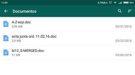 tutorial whatsapp ppt como enviar por whatsapp cualquier archivo word android
