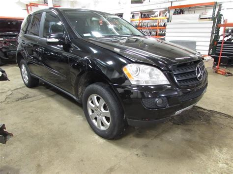 Parts Mercedes by Parting Out 2006 Mercedes Ml350 Stock 170067 Tom S