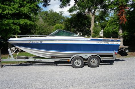 1986 chaparral boats 1986 chaparral 200 xlc ski boat for sale in baton rouge