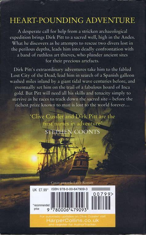 inca gold dirk pitt b01mqfhct1 inca gold av clive cussler h 228 ftad paperback fantasyhyllan