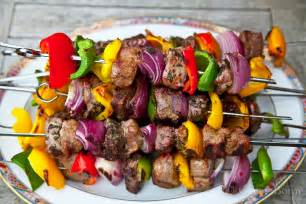 shish kebabs for the dedicated follower of fashion one