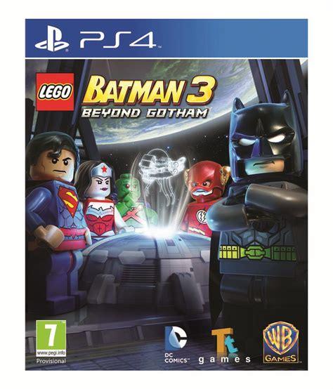 Ps4 Lego Batman 3 Beyond Gotham Reg 2 buy lego batman 3 beyond gotham ps4 at best price in india snapdeal