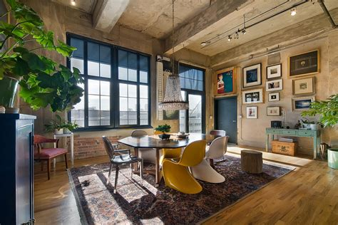 Real Interiors 5 reasons to the industrial loft