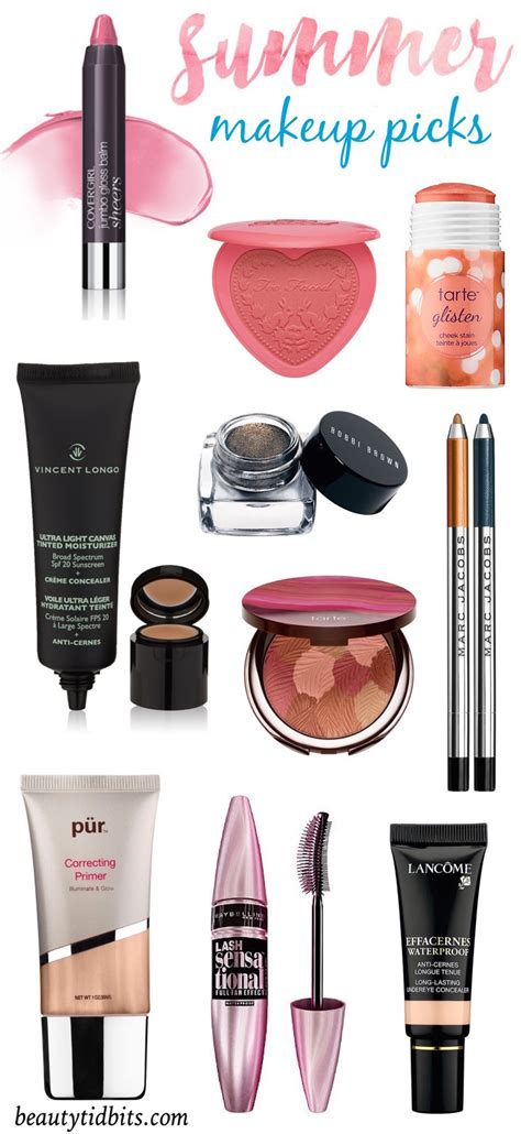 10 Drugstore Make Up Picks That Wont The Bank by 10 Must Makeup Picks For Summer
