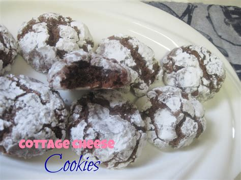 cottage cheese cookies the better baker chocolate cottage cheese cookies really