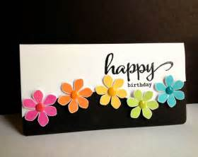 handmade birthday cards with stunning decoration trendy mods com