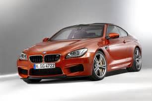 Bmw M6 2013 2013 Bmw M6 To Debut As A Ragtop Then Coupe