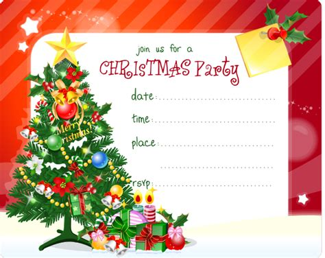 printable xmas party invitations free christmas party invitation printable best gift