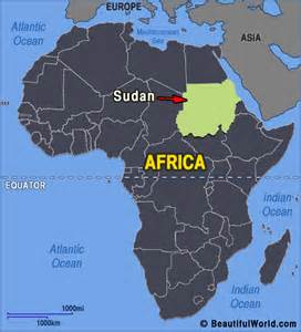 Sudan World Map by Map Of Sudan Facts Amp Information Beautiful World