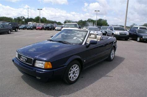 how does cars work 1996 audi cabriolet user handbook audi cabriolet 48px image 13