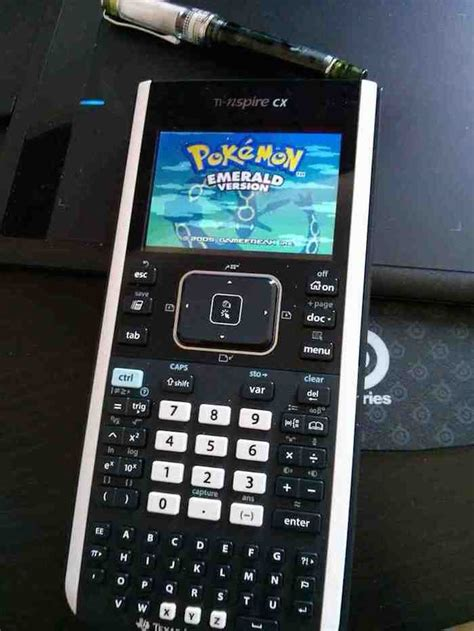friend installed pokemon emerald   calculator