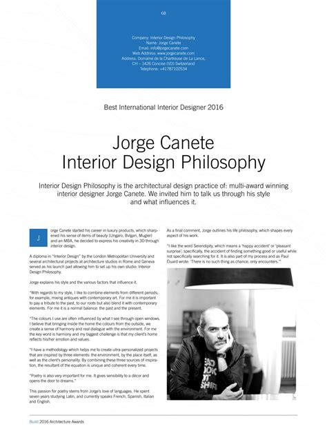 Interior Design Philosophy Exles by Design Philosophy Cover Letter And Cover Letter Lpn