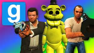 Mod Five Nights At Freddy S 1 Amp 2 Mod Fnaf Minecraft Mod » Ideas Home Design