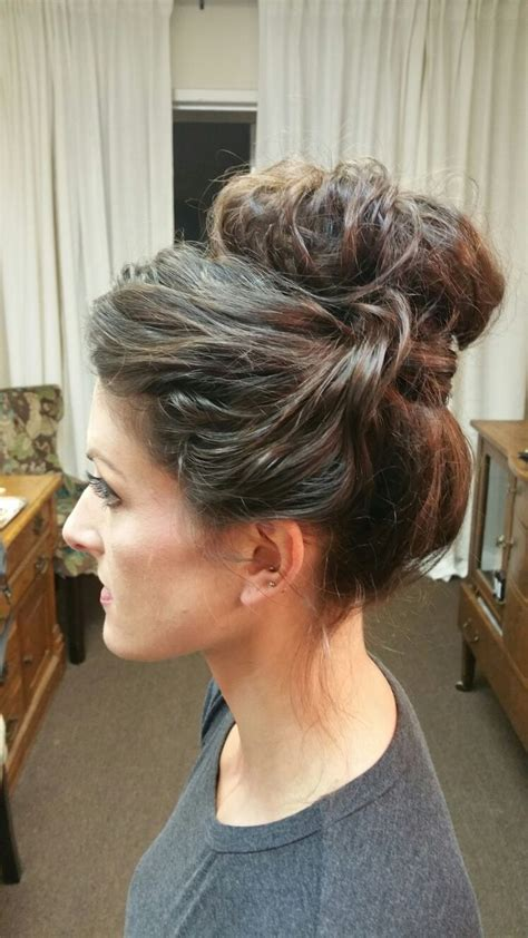 25 best ideas about high updo on high updo wedding big updo and high bun hairstyles
