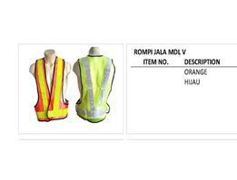Jual Rompi Safety di Indonesia, Agen, Distributor