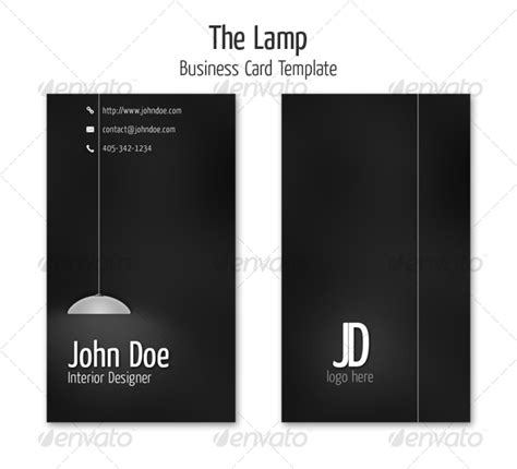 interior decorating business card templates the l business card template graphicriver