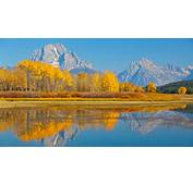 Wyoming Grand Teton National Park Wallpaper For Desktop
