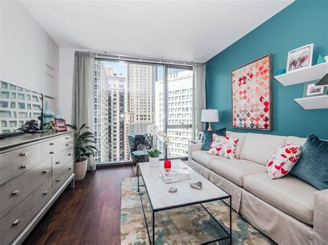 1 bedroom apartment chicago one bedroom apartments in chicago studio 1 ba 584sf aqua
