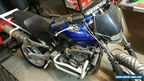 honda 600cc bike 1998 honda hornet for sale in the united kingdom