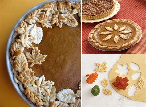 decorative leaf pie crusts home design garden architecture blog magazine